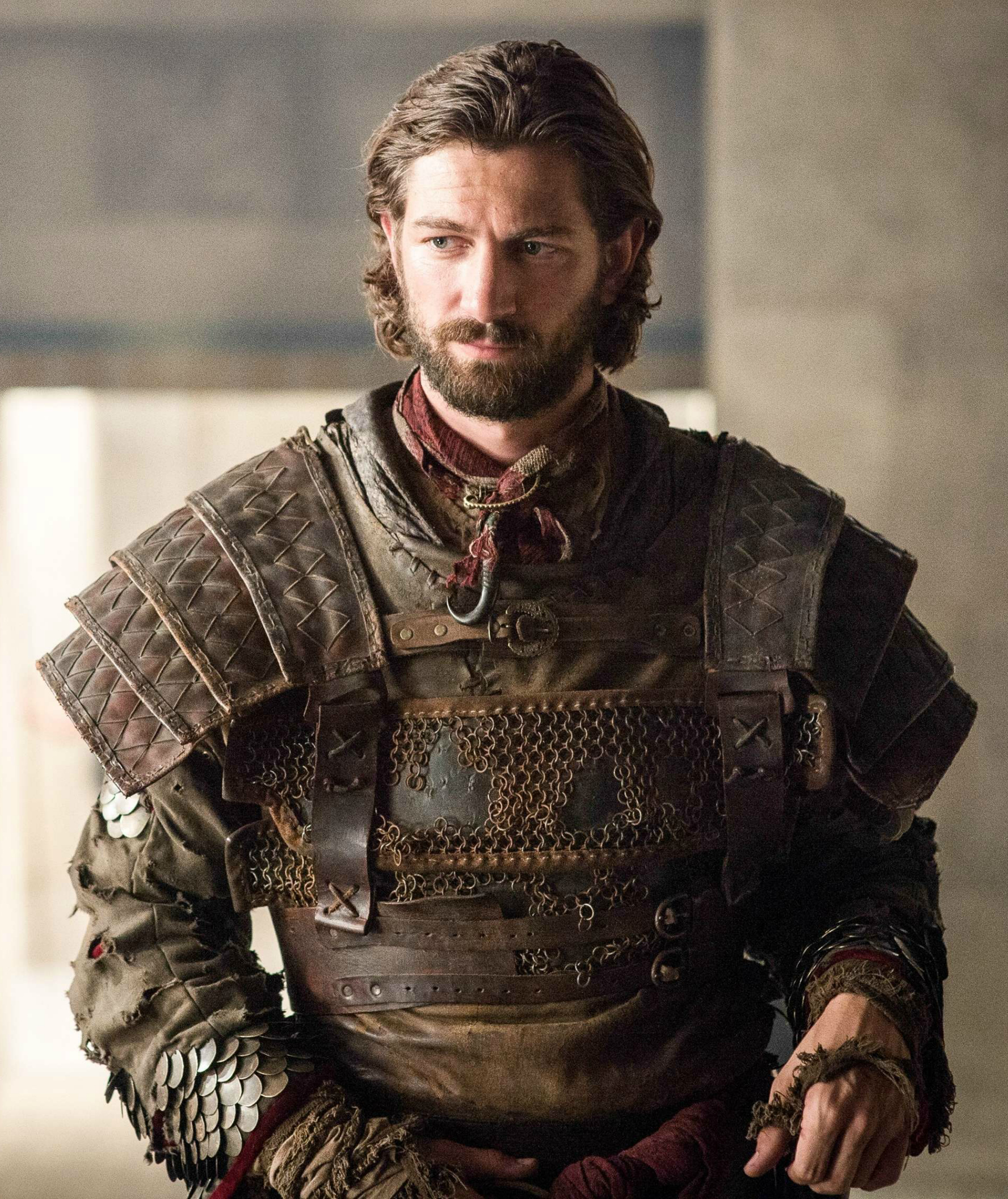 6 guerrieri di Game of Thrones che potrebbero pestare La ... Daario Naharis Arakh