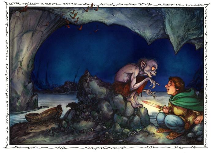 lo hobbit 80 anni