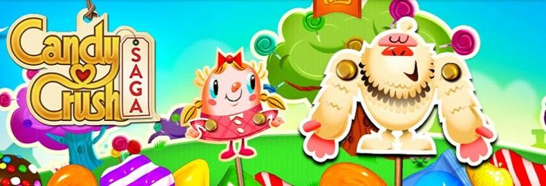 candy crush app logo