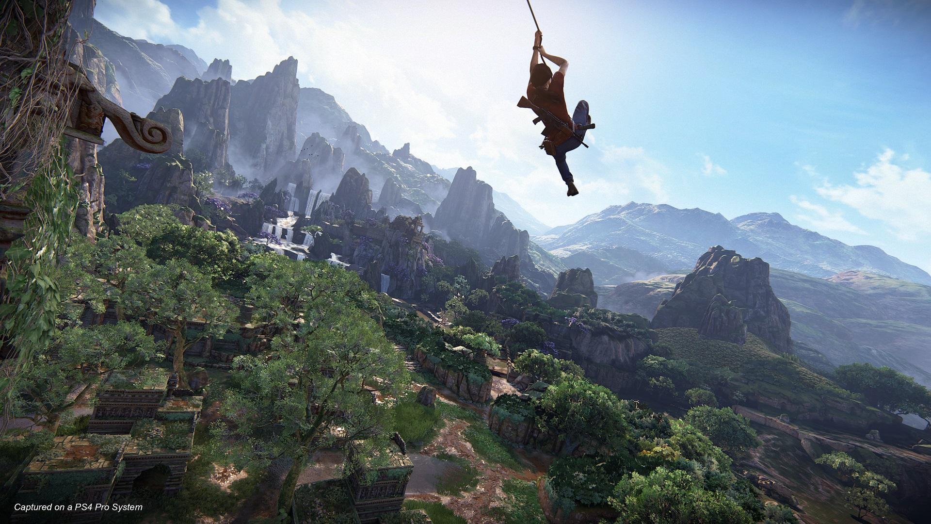 Un nuovo gameplay per Uncharted: l'eredità perduta