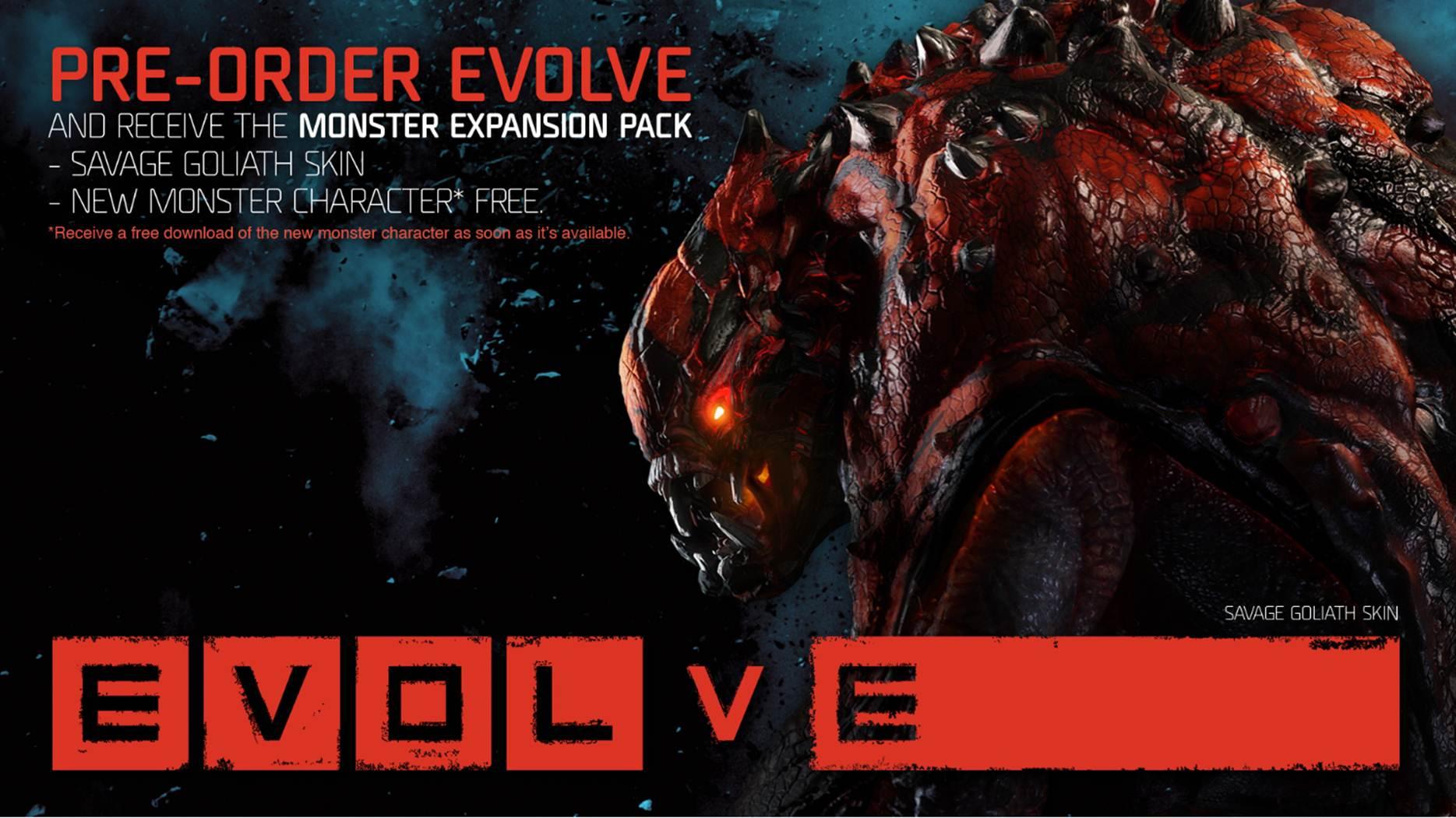 pre-order evolve