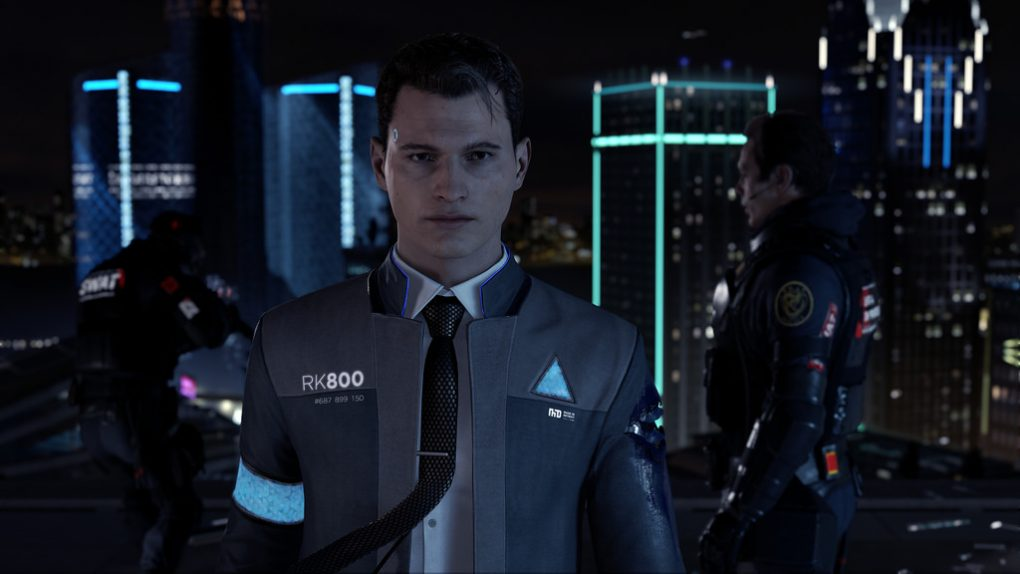 Nuovo trailer per Detroit Become Human