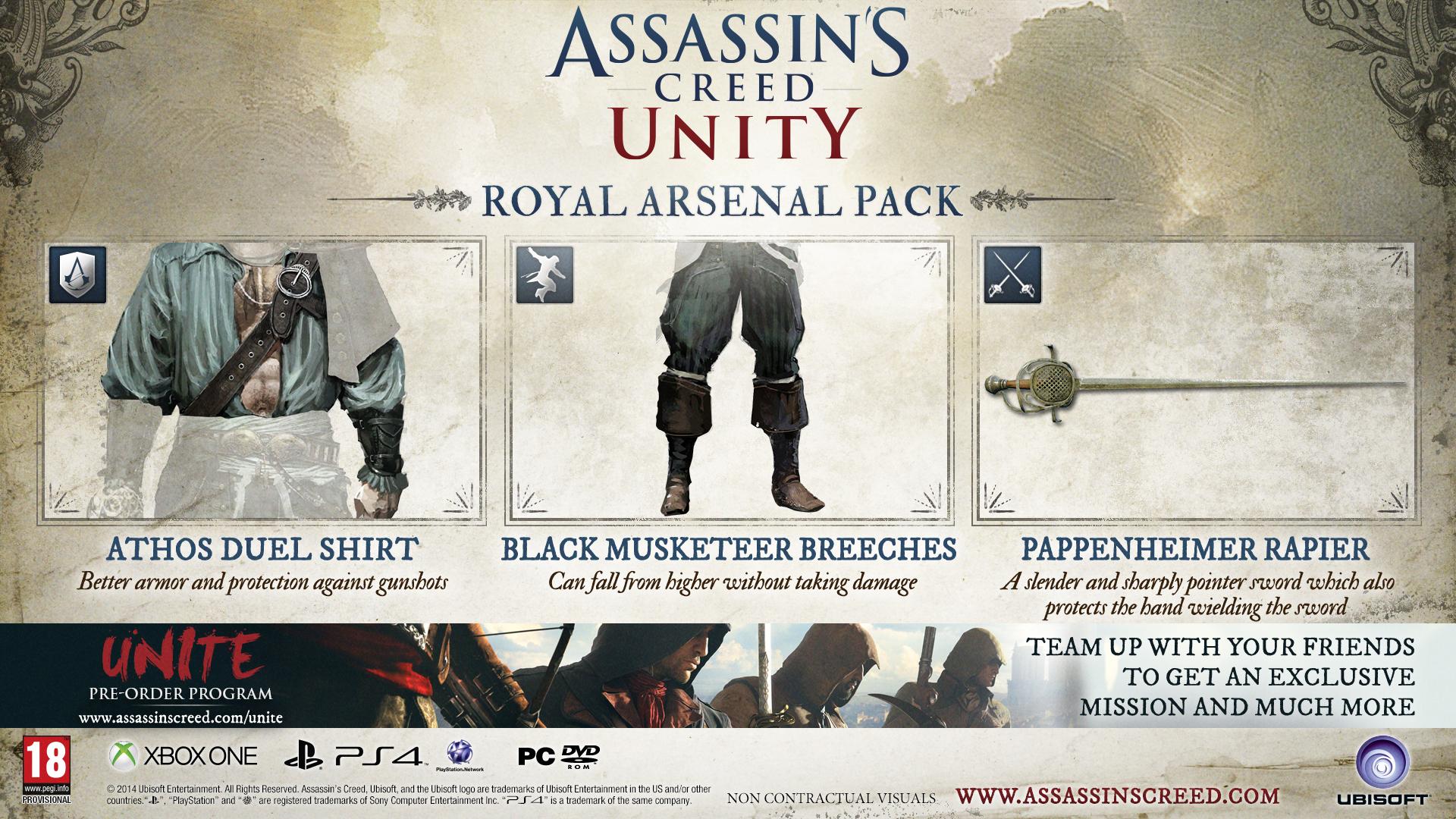 Assassins-Creed-Unity-preorder-royalarsenal-e3
