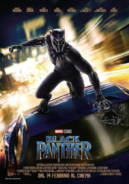 Black Panther - Poster Ufficiale