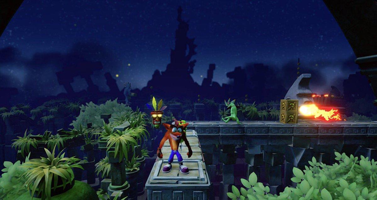 Crash Bandicoot: N. Sane Trilogy recensione