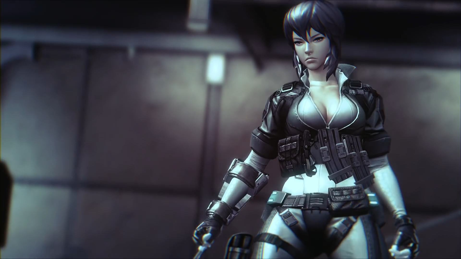 Ghost in the Shell: Stand Alone Complex –