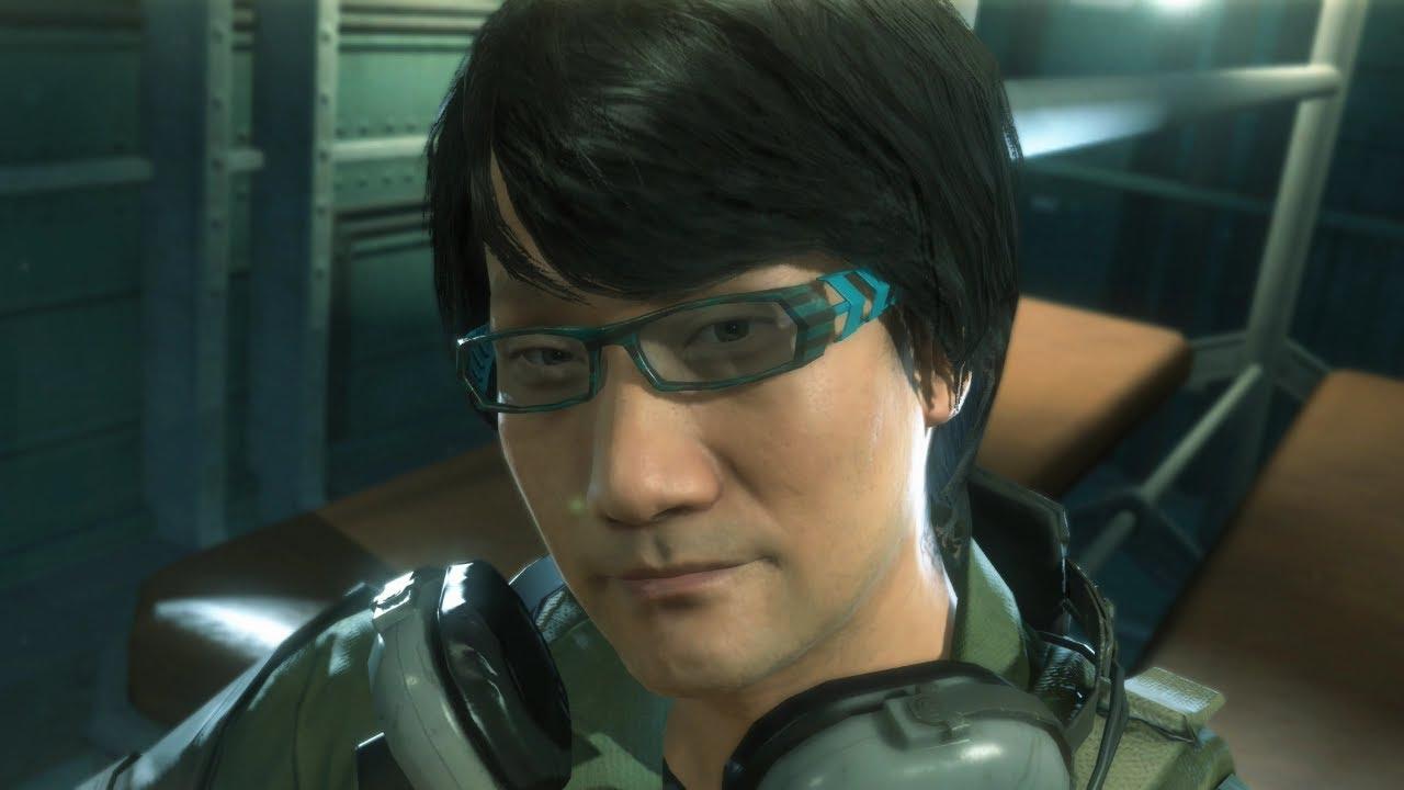 Hideo Kojima MGS 4