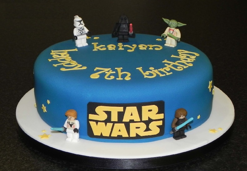 Favorito 15 Torte a tema Star Wars - Stay Nerd RE61
