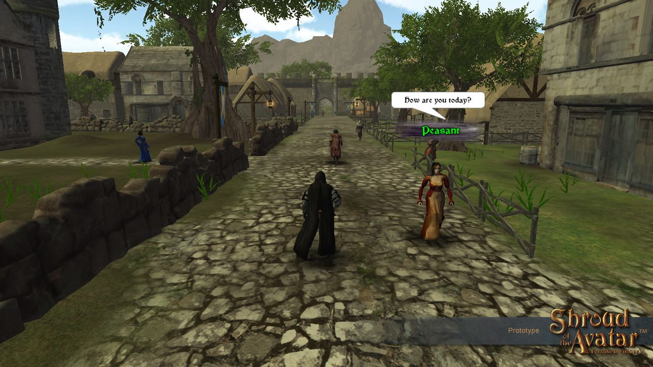 shroud of the avatar recensione