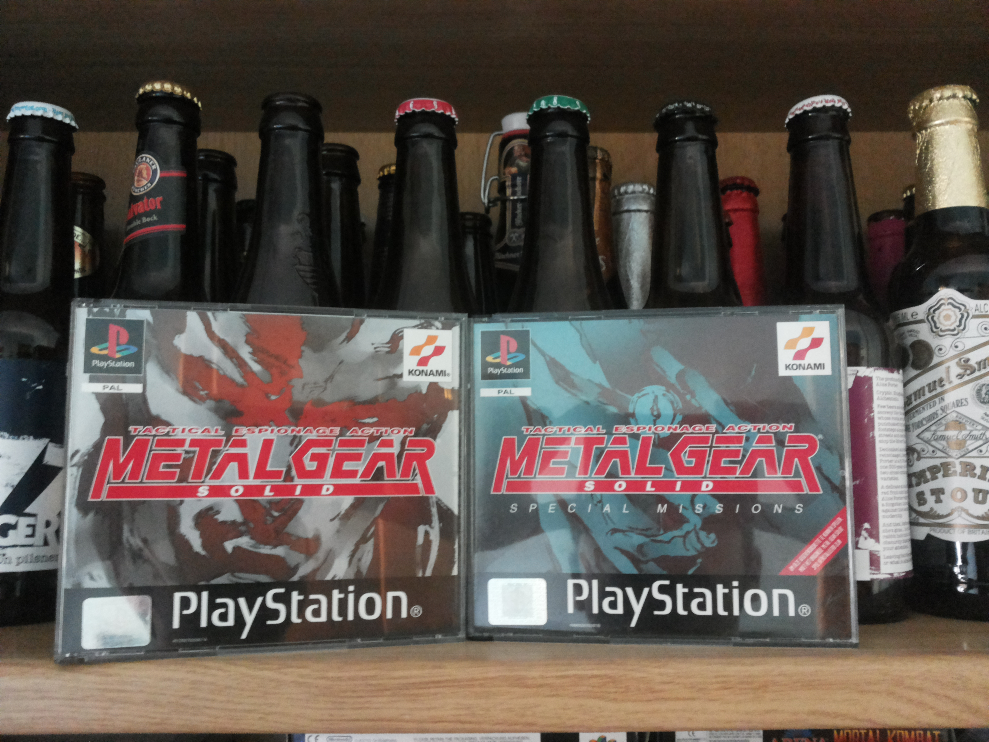 Metal Gear Solid Special Mission