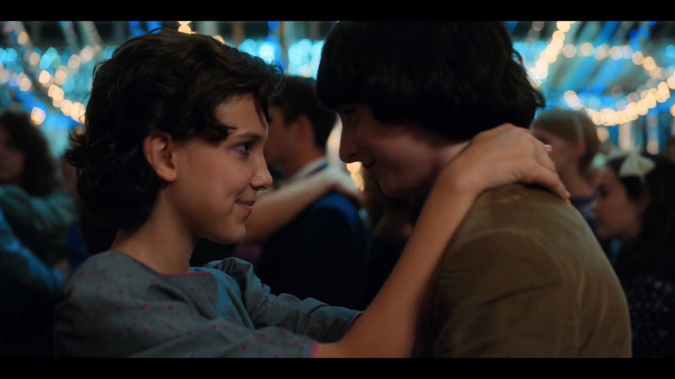 scene d'amore più belle serie tv