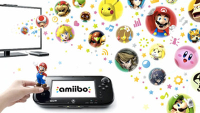 Nintendo-amiibo