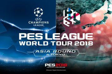 PES League World Tour