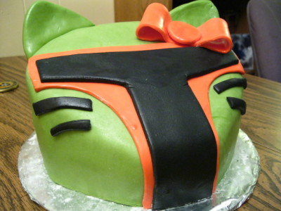 RadTatter stars wars cake