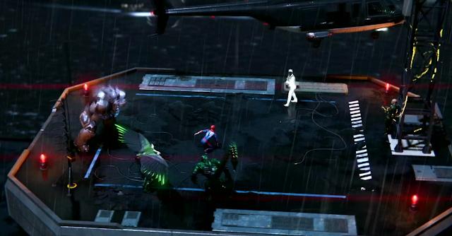 E3 2018 spiderman anteprima
