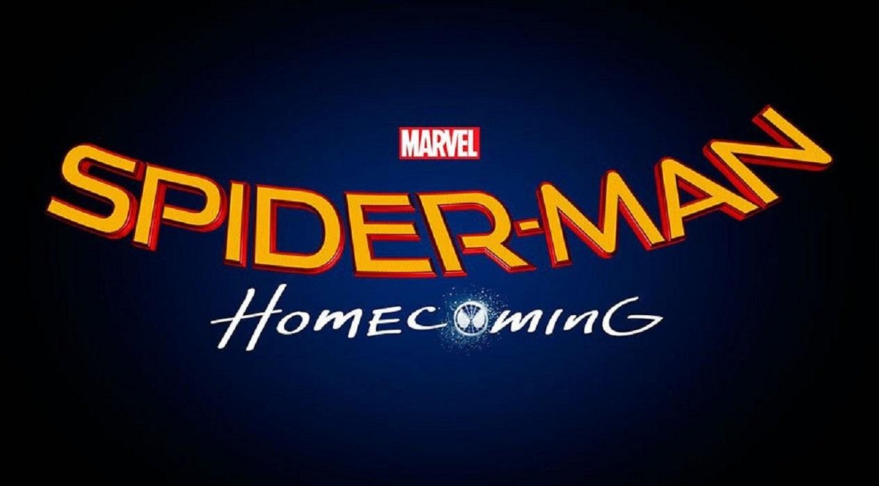 Spider-Man: Homecoming - nuovo logo per il reboot con Tom Holland