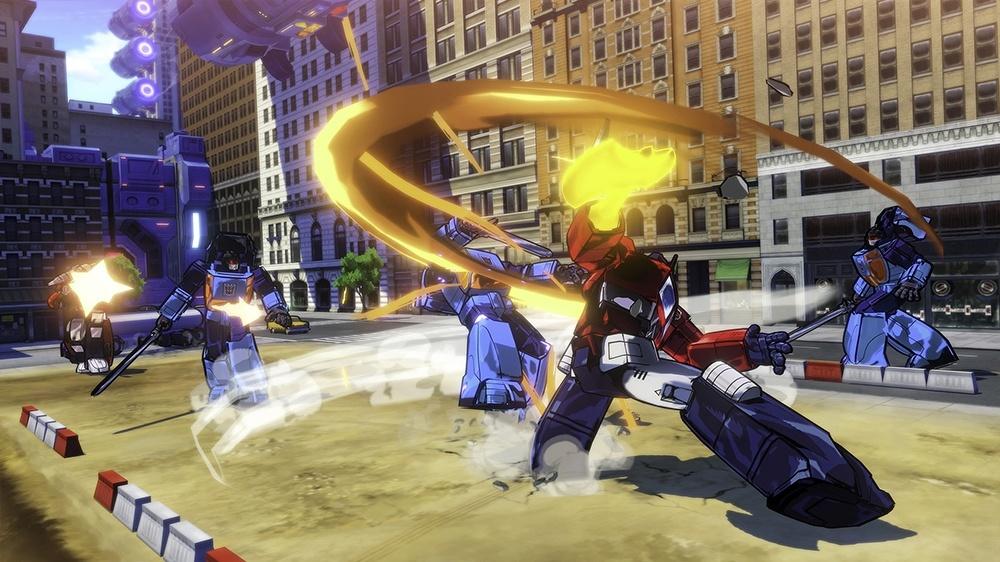 Transformers devastation nerd