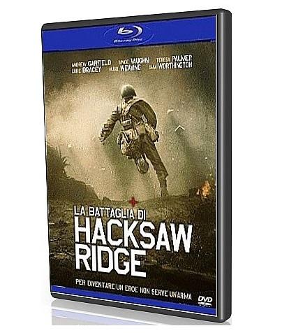 la battaglia di hacksaw ridge blu-ray