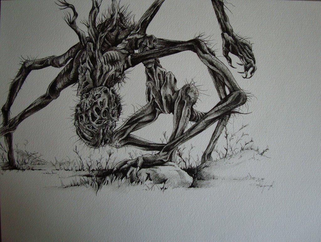 bloodborne_amygdala_by_scythe_meisters-d91xc3u