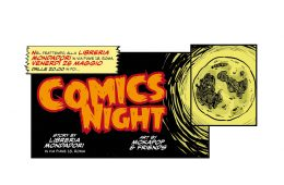 Comics Night
