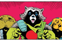 rocket raccoon: il guardiano del quadrante keystone