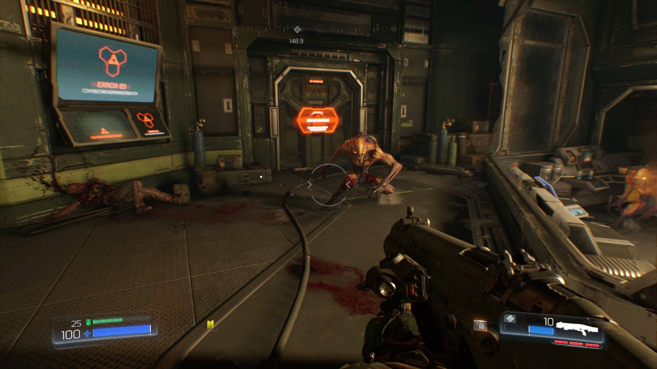 doom switch recensione