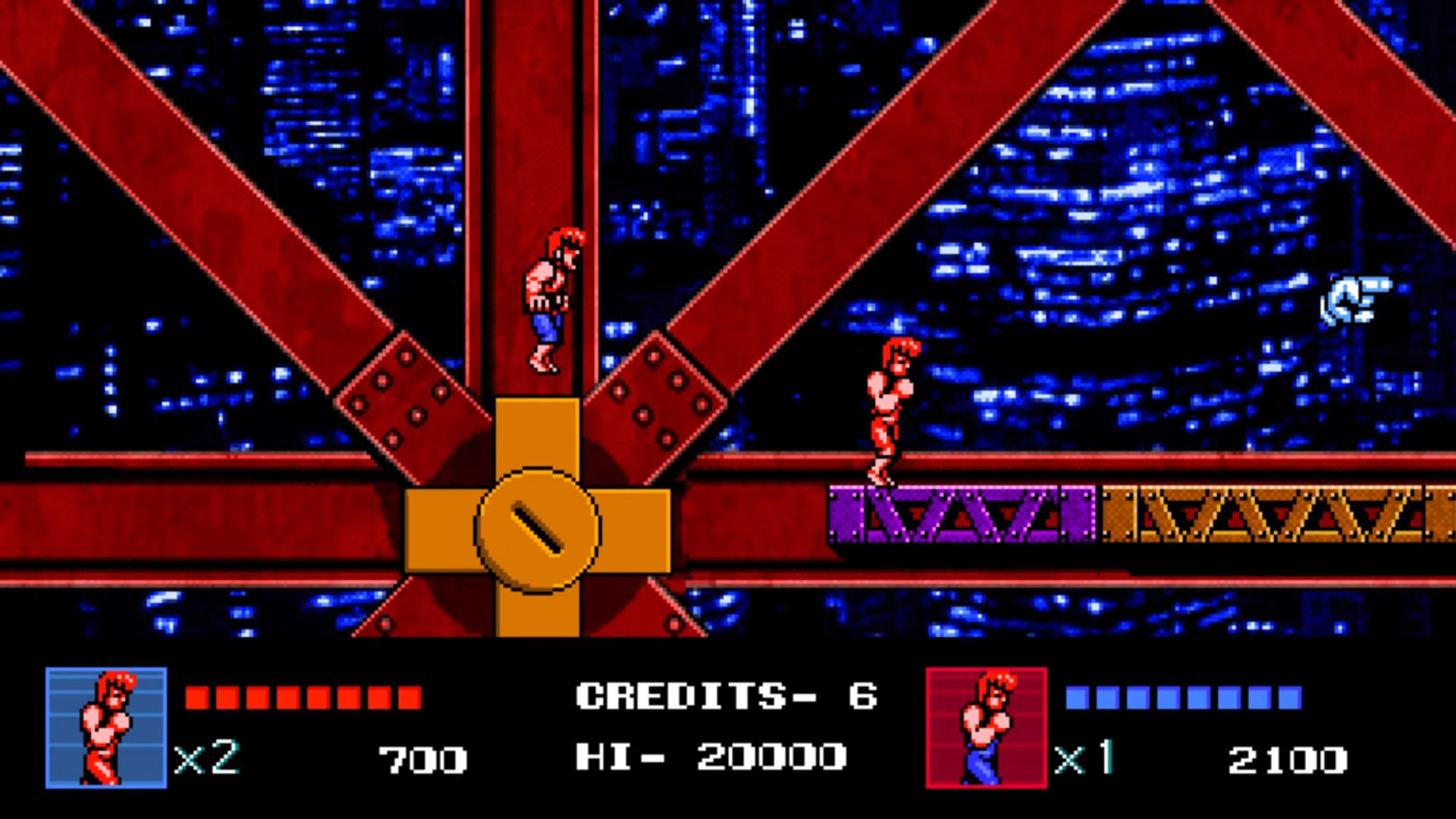 Annunciato Double Dragon IV per PC e PS4