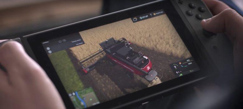 Farming Simulator Nintendo Switch Edition Recensione