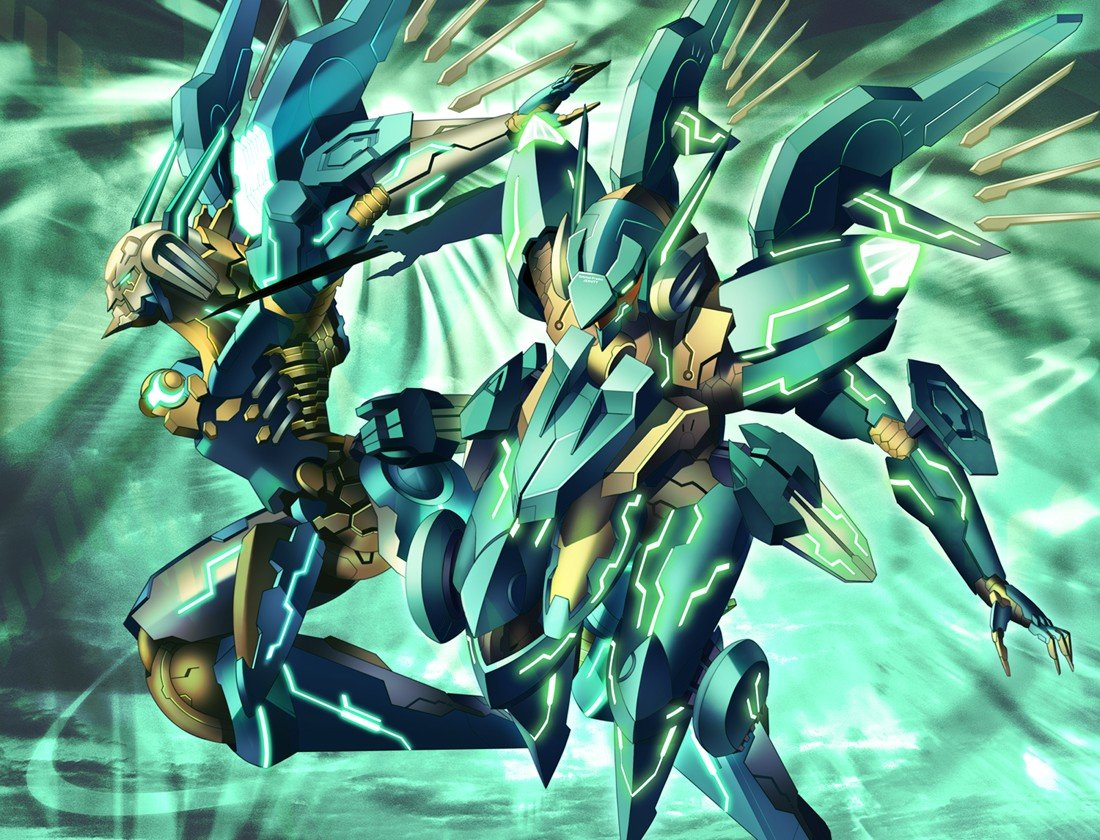 hideo zone of the enders