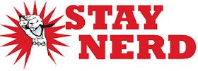 Stay Nerd logo