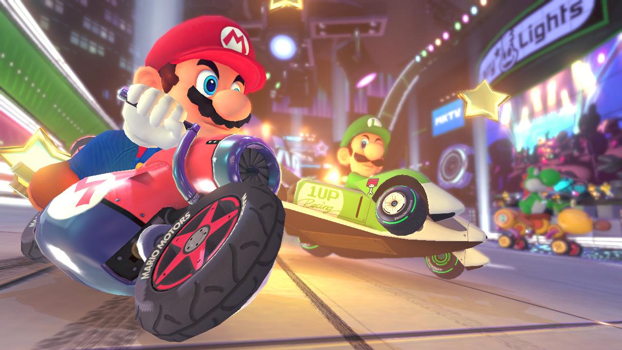 Mario Kart 8 Deluxe non avrà nuove piste