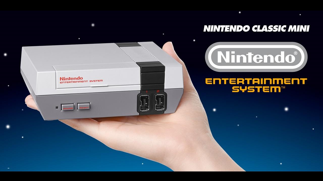 NES Classic Mini hackerata per aumentare libreria dei giochi