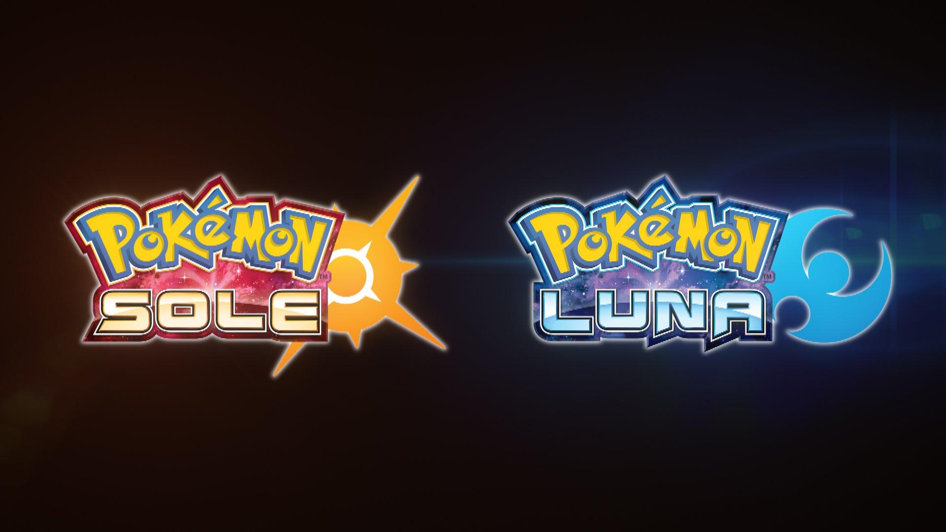 [Rumor] Pokémon Sole e Luna avrà 20+ pokémon esclusivi su Switch?