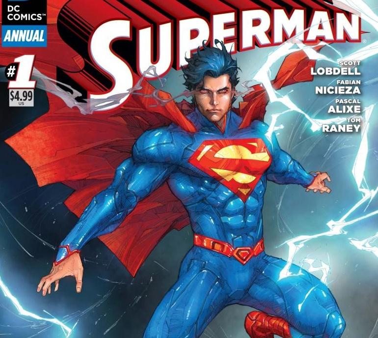 superman storia