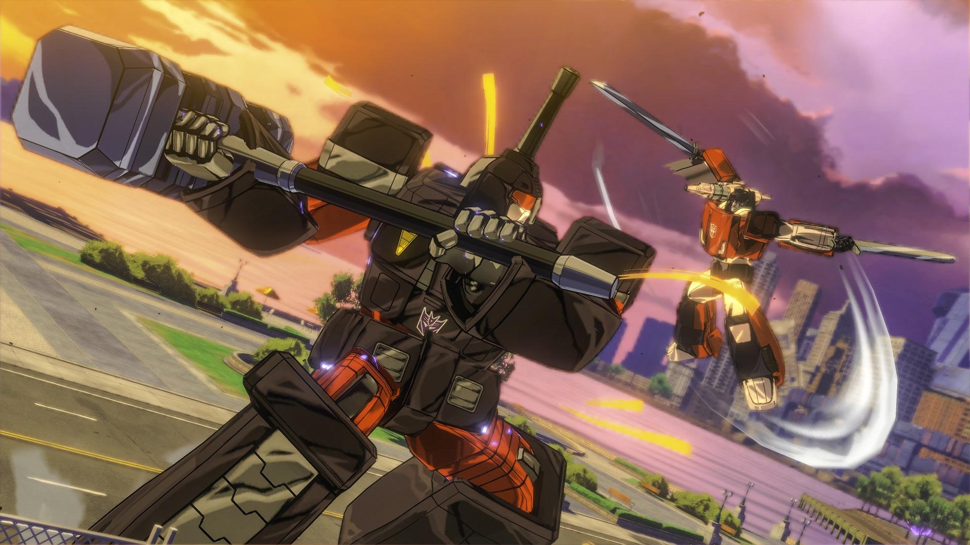 transformers-devastation armi