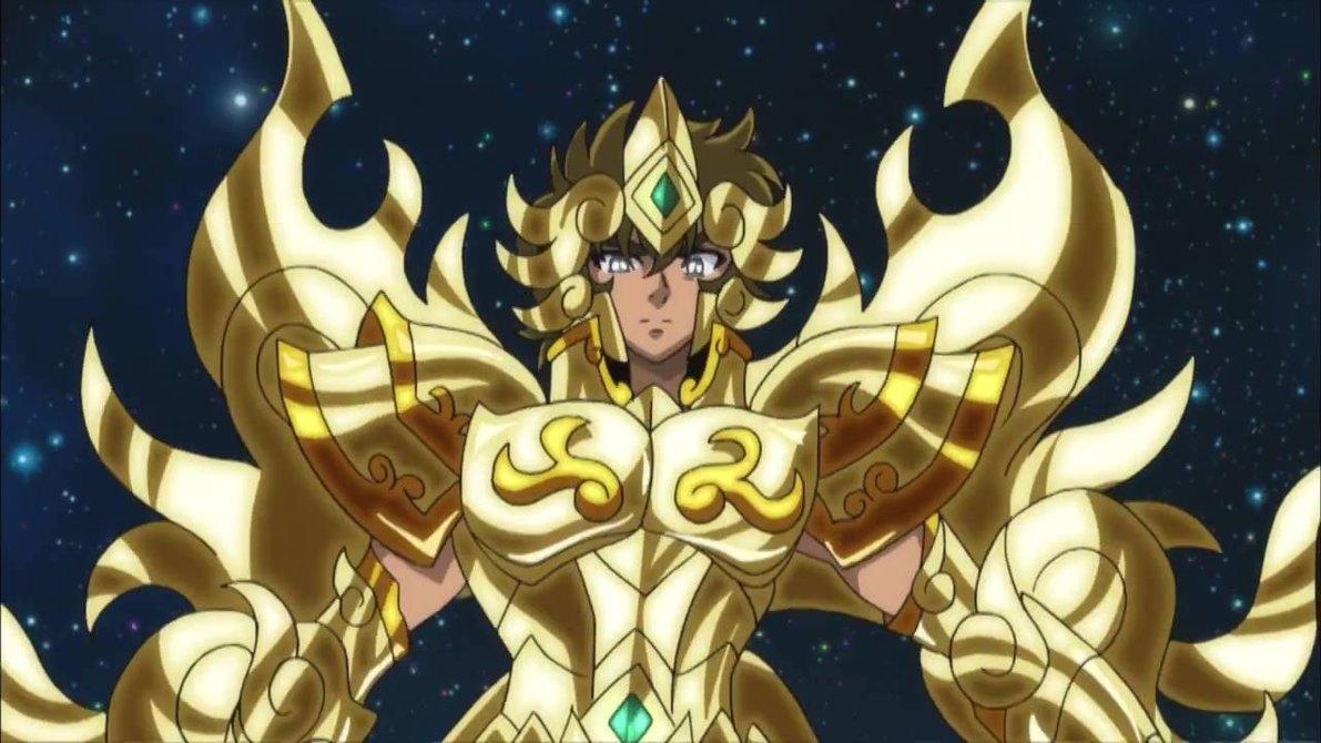Screenshots Gold Saint Aiolia Leo