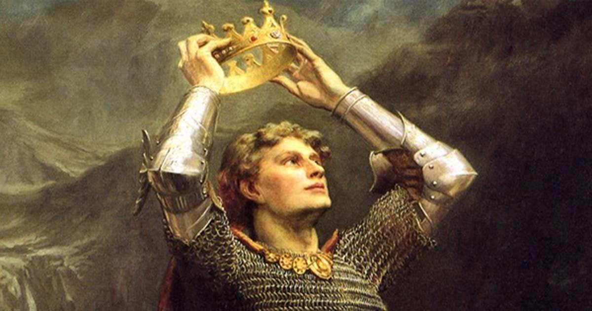 chi è re artù