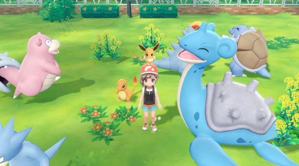 Pokémon su Switch