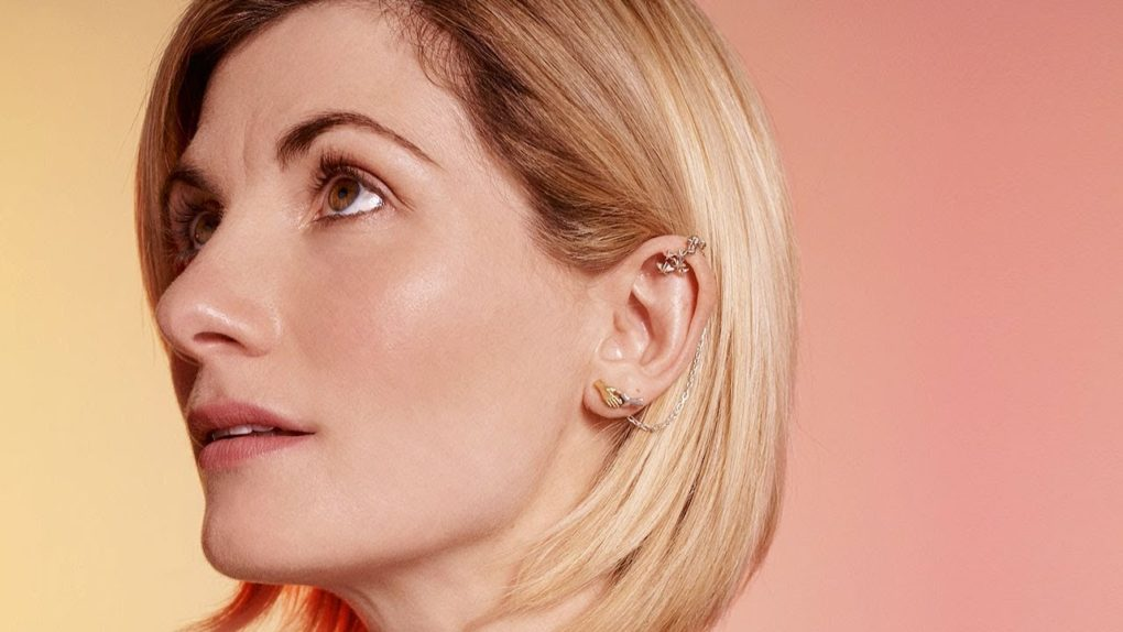 13th Doctor earring