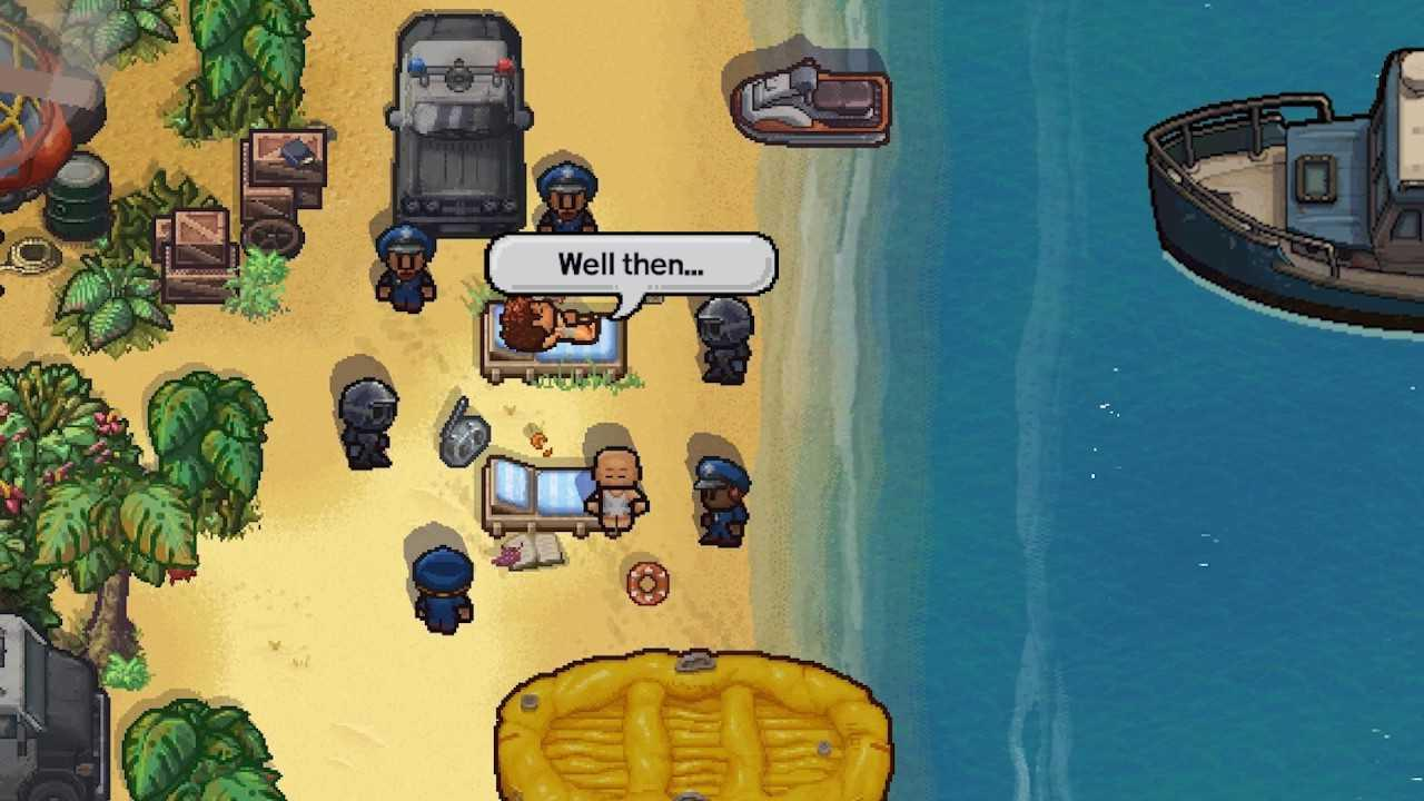 the escapists 2 recensione