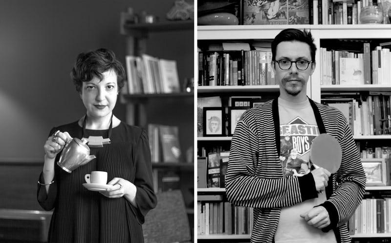 Gli autori di We Are Muesli.