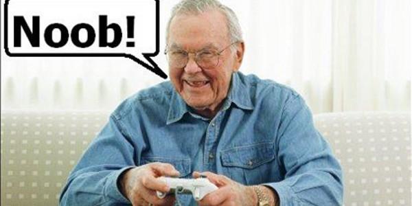 old-gamer