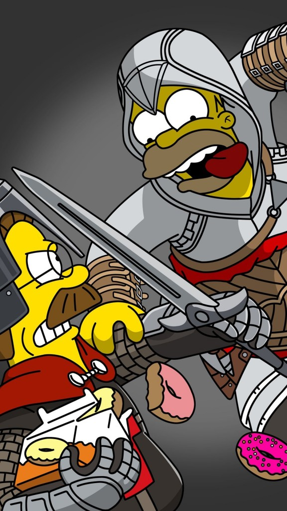 simpsons-assassins-creed-crossover-funny-mobile-wallpaper-1080x1920-5058-1360510422