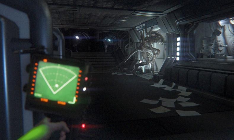 alien isolations