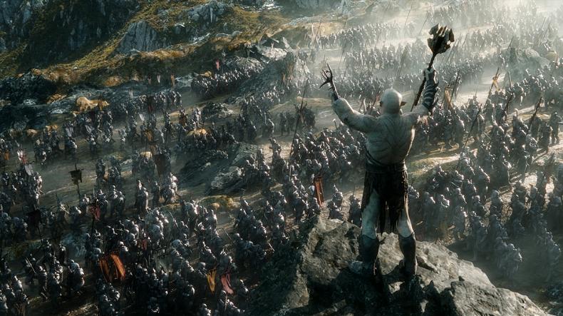 la battaglia delle cinque armate recensione