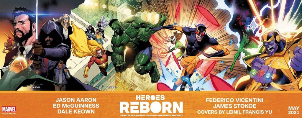 Heroes Reborn storia