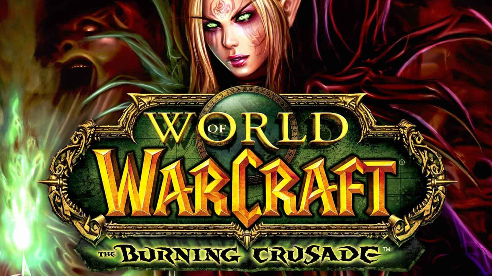 World warcraft burning crusade