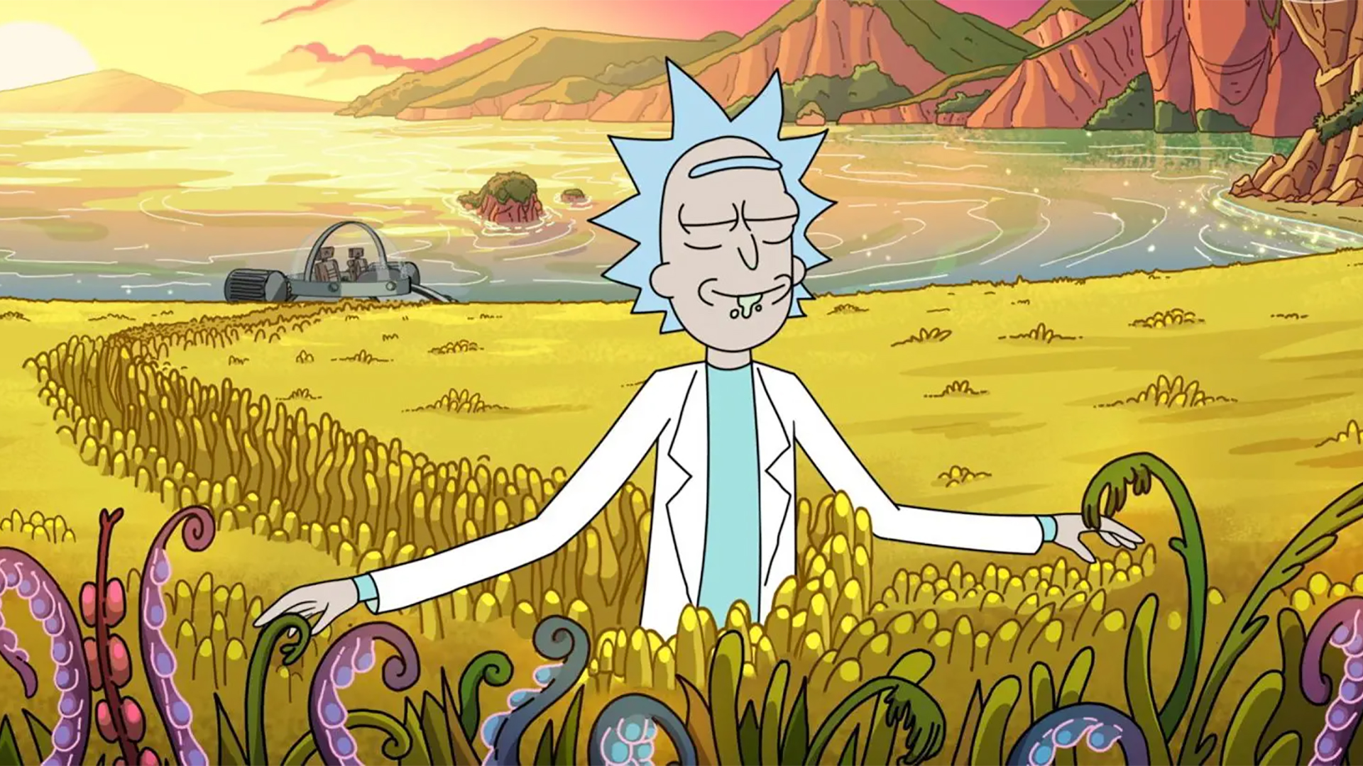 rick morty prossime stagioni