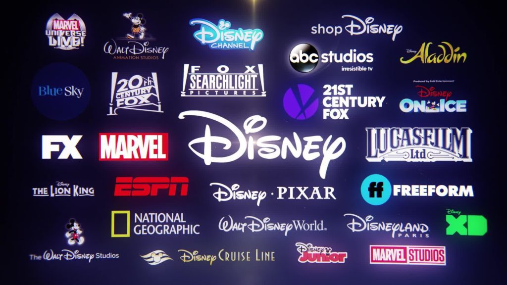 Disney cinema streaming film