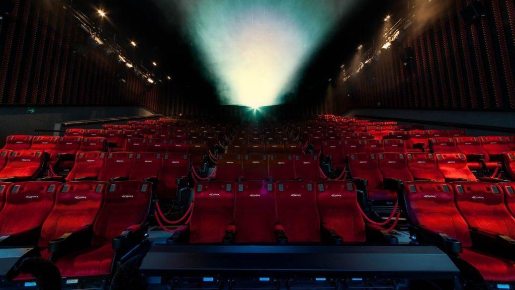 cinema riaperture gente